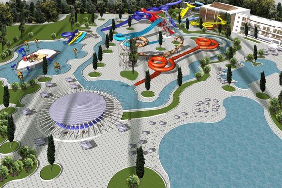 фото аквапарк батайск