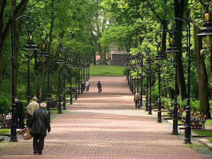 В Ростове-на-Дону создадут новый городской парк
