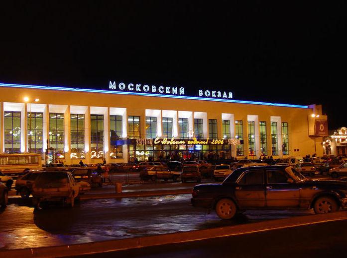 московский вокзал проект реконструкции знаете какую