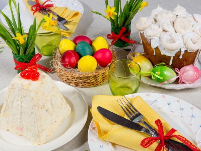 Пасхальный стол рецепты с фото
