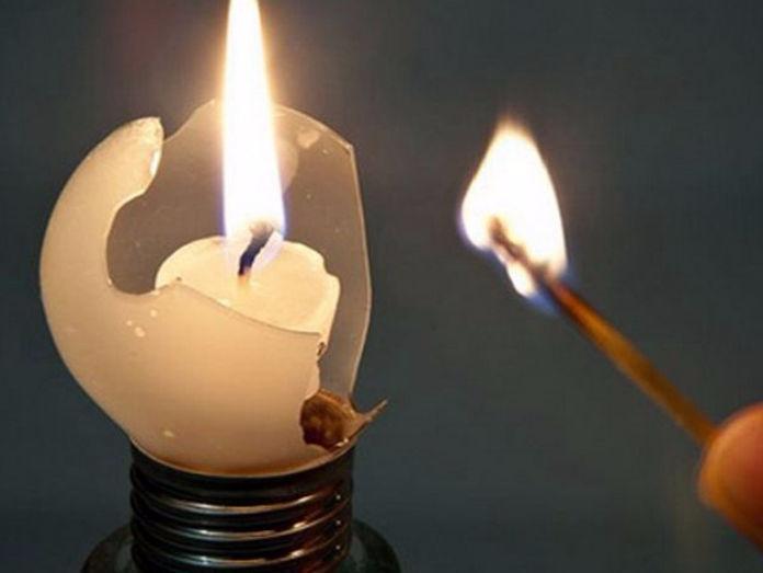 В Ростове продолжаются массовые отключения электроэнергии