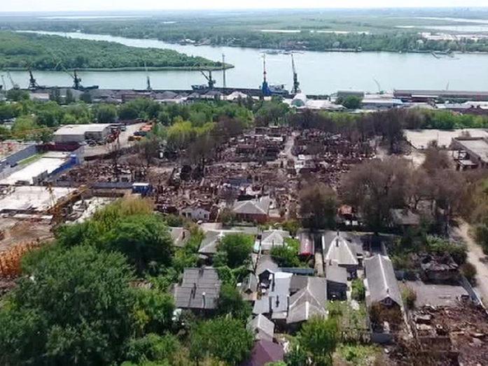 В Ростове начался прием заявлений от погорельцев на получение жилищного сертификата
