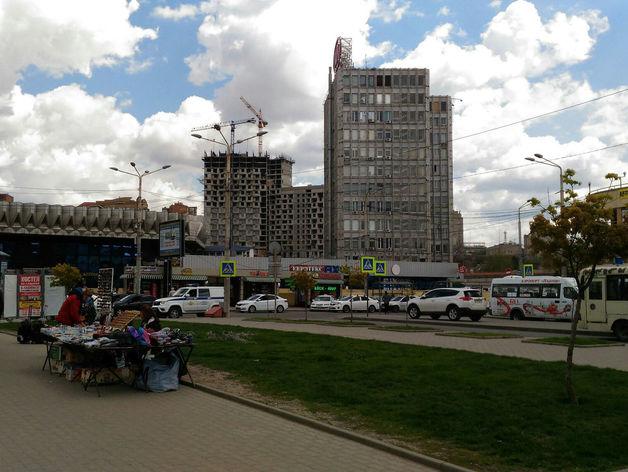 Привокзальную площадь в Ростове отдадут в концессию