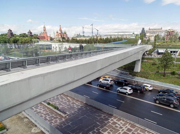 """""""Летящий мост"""" в Ростове построят уже к 2020 году"""