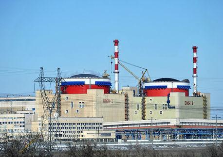 Новый энергоблок Ростовской АЭС выведен на минимальную мощность