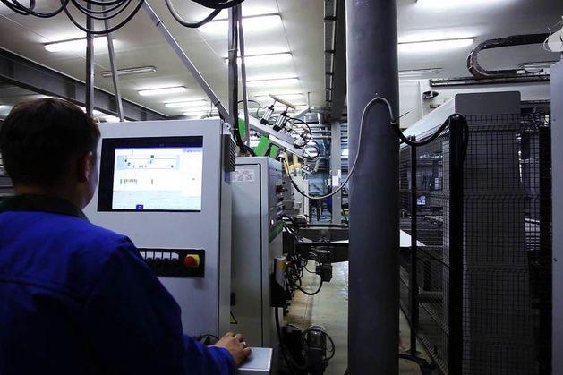 Фабрика «Алмаз» закупила оборудование на 80 миллионов рублей