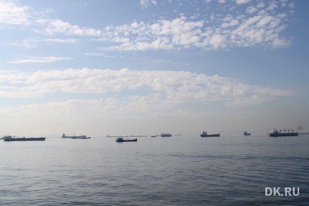 Ростовский порт сбавил грузооборот
