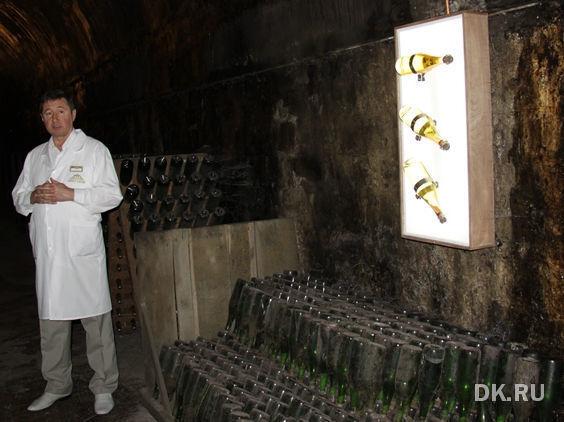 В Ростове утвердили стратегию винодельческого кластера