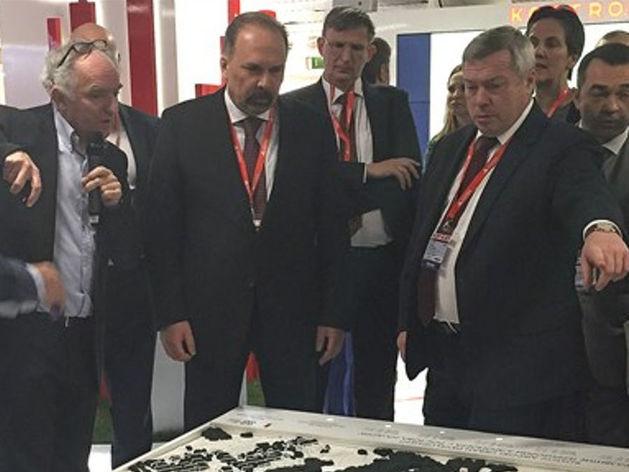 Застройки нового жилого района Ростова презентовали в Каннах