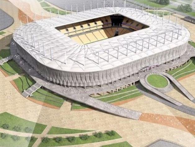 Молодежь Дона позовут возводить стадион к ЧМ-2018
