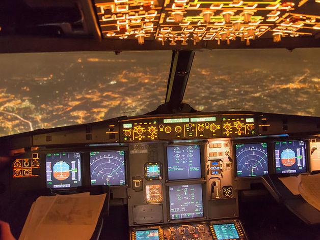 """Источник """"ДК"""": пилот FlyDubai все понял на высоте 300 метров"""