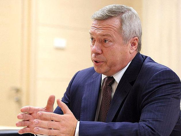 Рейтинг губернатора Голубева вырос
