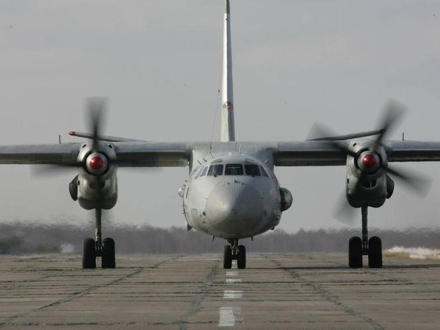 Самолет потерпел аварию на военном аэродроме в Ростове