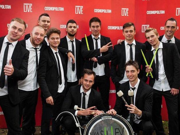 В Ростове впервые выступит барабанное шоу «Vasiliev Groove»