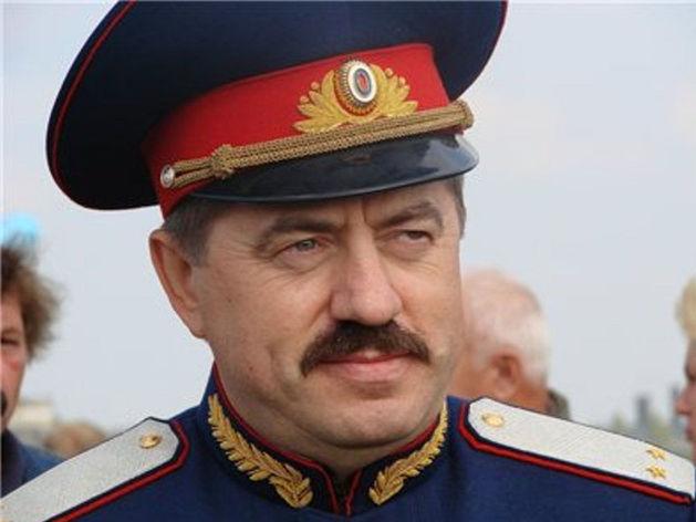 Азовчанин Виктор Водолацкий будет участвовать в партийном праймериз