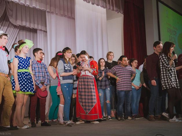 В Ростове прошел областной фестиваль Юниор-лиги КВН