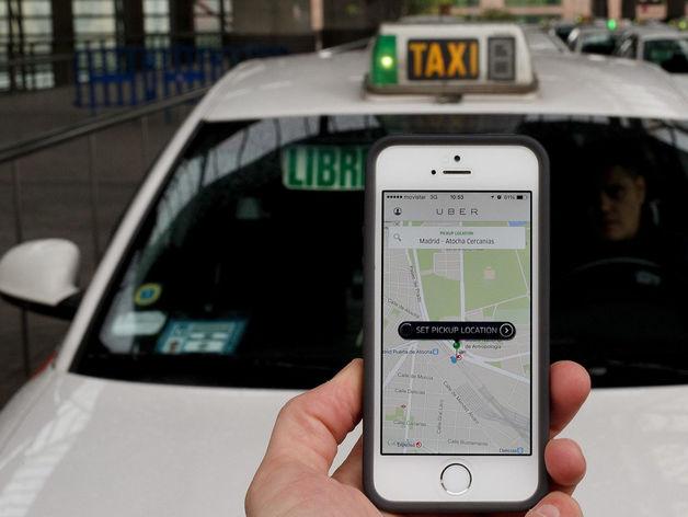 Uber в Ростове-на-Дону всем доволен