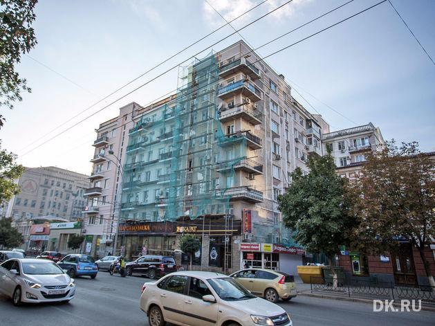 В Ростовской области создадут реестр подрядчиков для капремонта многоэтажных домов