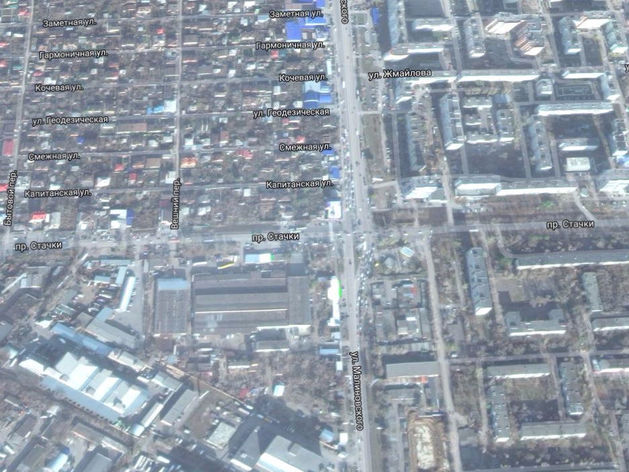 Группа Агроком построит на месте молкомбината торговый комплекс