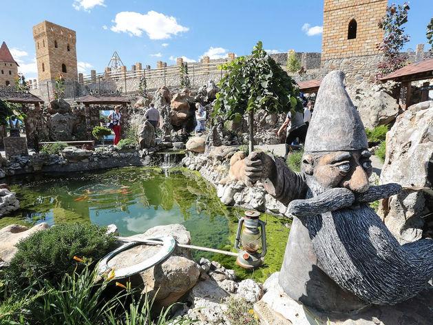 В Каменске-Шахтинском готовится строительство аквапарка