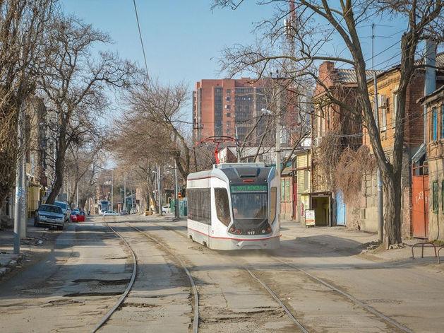 На ул. Станиславского ограничат движение трамваев