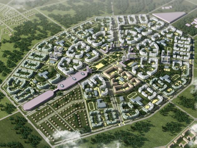 В районе Горсоветской в Ростове может появиться первая территория комплексного развития