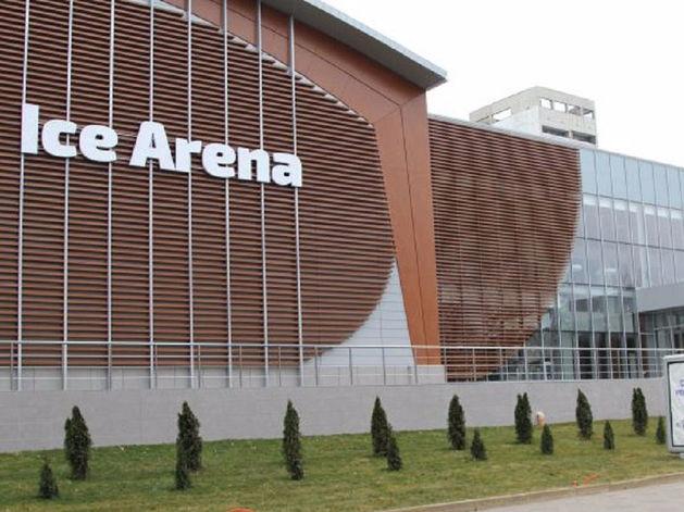 """Ice Arena в парке """"Сказка"""""""