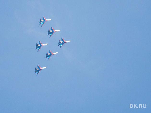 В небе над Ростовом пройдет грандиозное авиашоу