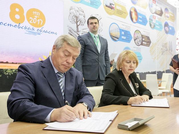 Два крупных агропредприятия откроются в Ростовской области