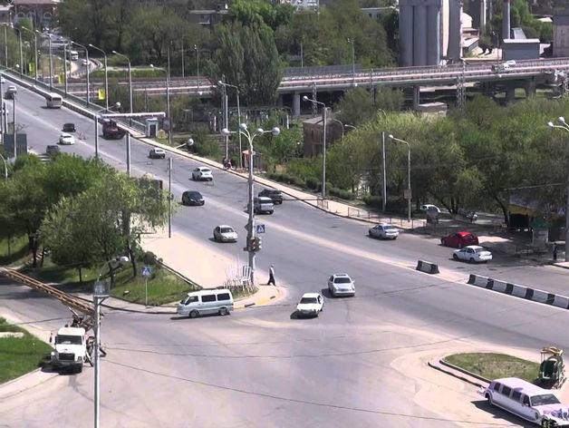 Мост на Стачки в Ростове-на-Дону покрасят за 19 млн рублей