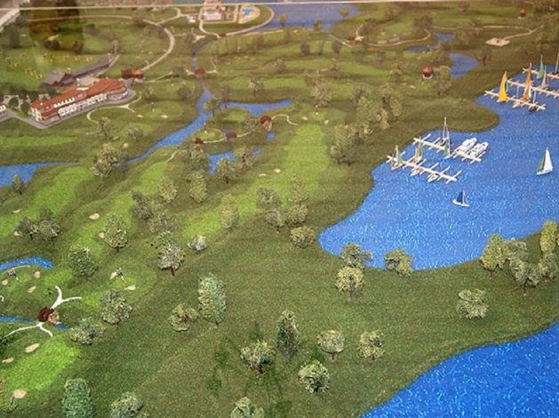 На создание парка в Старочеркасске выделили 12,5 млн рублей