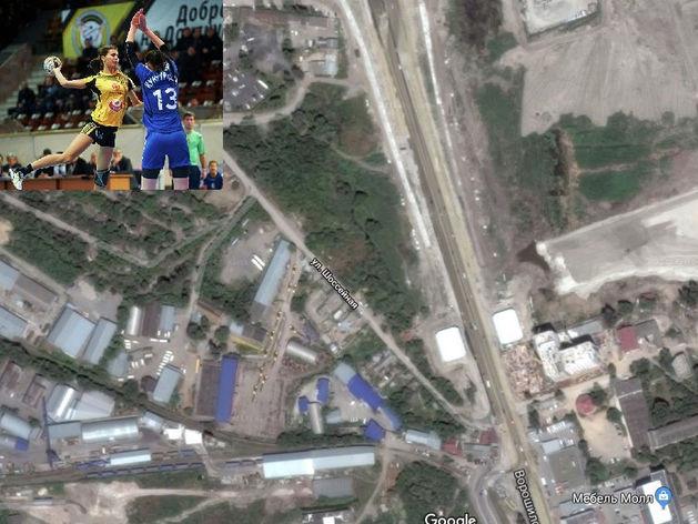 Донские власти планируют начать строительство гандбольного дворца в 2019 году