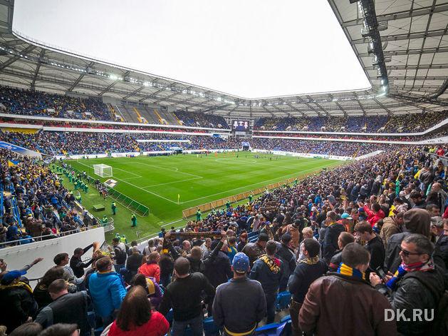 В Ростове состоялся матч открытия стадиона к ЧМ-2018 ФОТО