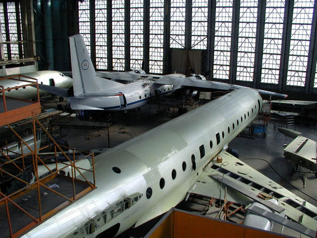 Судьба авиаремонтного завода в Ростове по-прежнему неизвестна