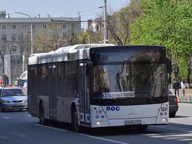 Ряд маршрутов ОТ в Ростове с ноября будут обслуживать новые перевозчики