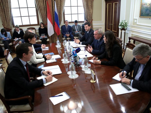Ростовскую область в сентябре 2019 года посетит бизнес-миссия Монако