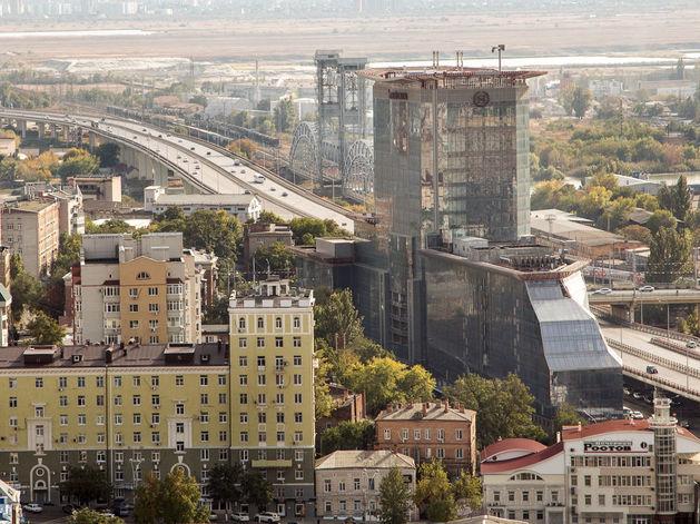 Здание отеля Sheraton в Ростове выставят на торги за 1 млрд рублей