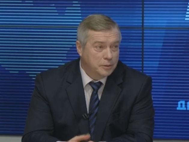 Василий Голубев прокомментировал кадровые перестановки в донском правительстве